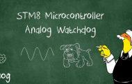 آموزش میکروکنترلر STM8 قسمت 13: تایمر نگهبان آنالوگ (AWD)