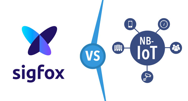 مقایسه شبکه sigfox با NB-IOT