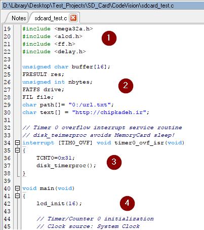 برنامه نوشته شده با کدویژن