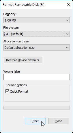 شبیه سازی فت فایل سیستم