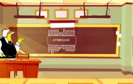 آموزش میکروکنترلر AVR قسمت سوم : رجیسترهای پورت