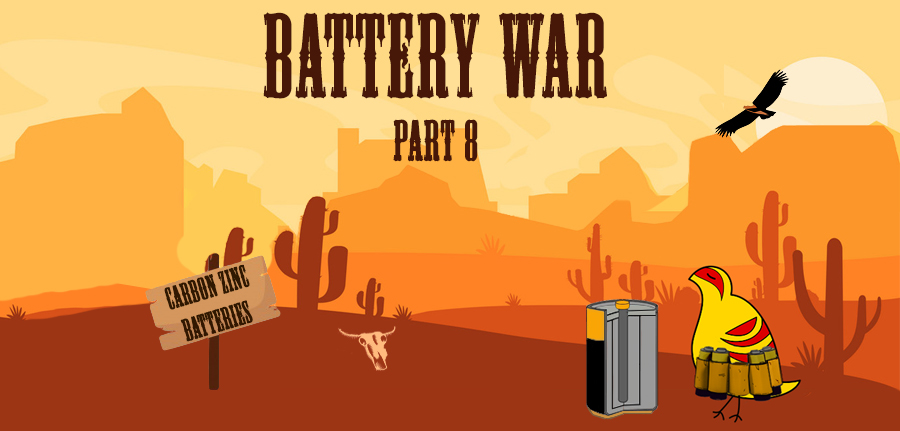BATTERY WAR PART8