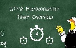 آموزش میکروکنترلر STM8 قسمت 16: اصول اولیه تایمرها