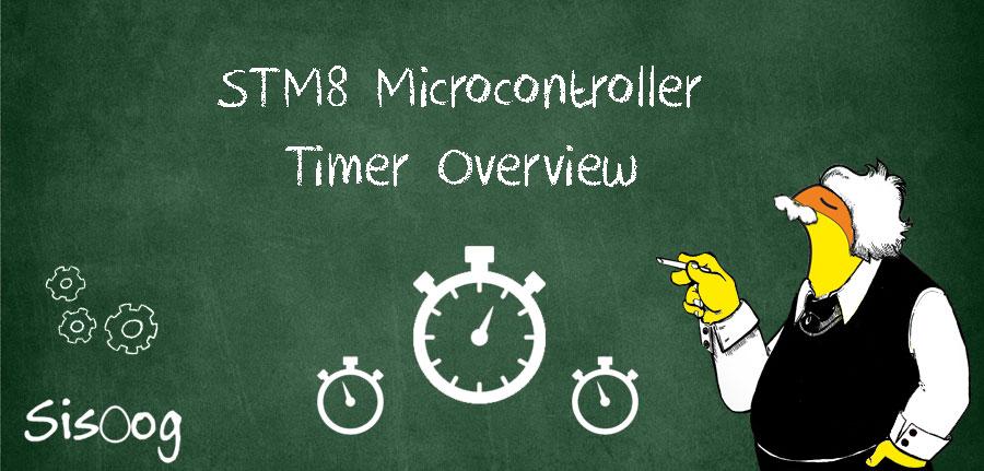 STM8_Timer Overview