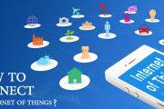 چطور به شبکه اینترنت اشیاء وصل شویم ؟