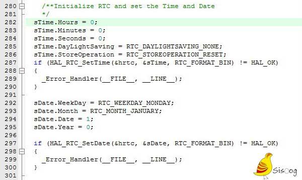 تنظیمات پیشفرض برای زمان و تاریخ