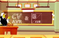 آموزش میکروکنترلر AVR قسمت چهارم : برنامه ای ساده برای کدویژن و بسکام