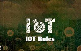 الزامات حاکم بر اینترنت اشیاء در شبکه ملی اطلاعات