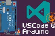 ویرایشگر حرفه ای ویژوال استودیو کد با طعم آردوینو