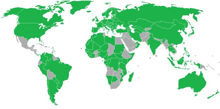 لیست کشورهایی که از پاسپورت بیومتریک استفاده می کنند
