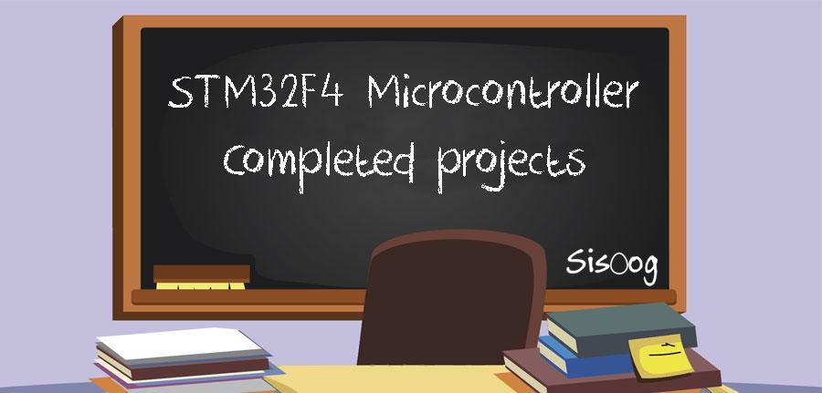 آموزش میکروکنترلر STM32F4 قسمت دوم