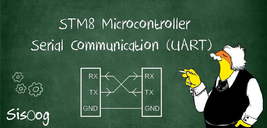 آموزش میکروکنترلر STM8 قسمت22