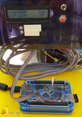 اتصال BeagleBone Black به wifi