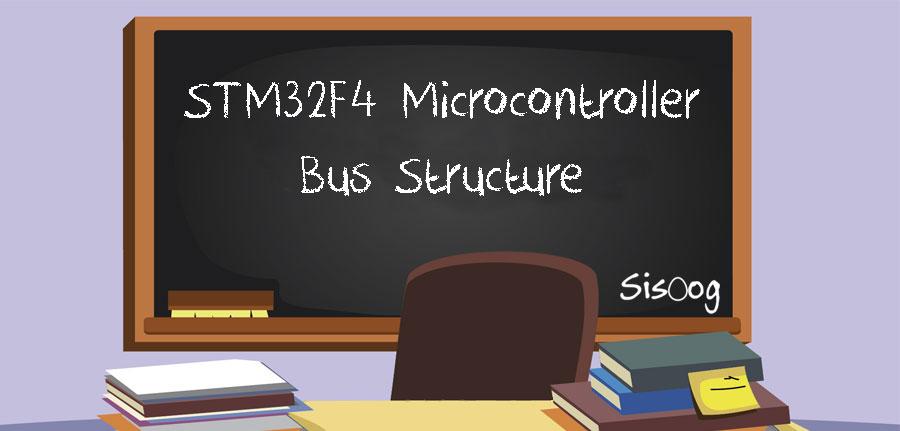 آموزش میکروکنترلر STM32F4 سختار باس