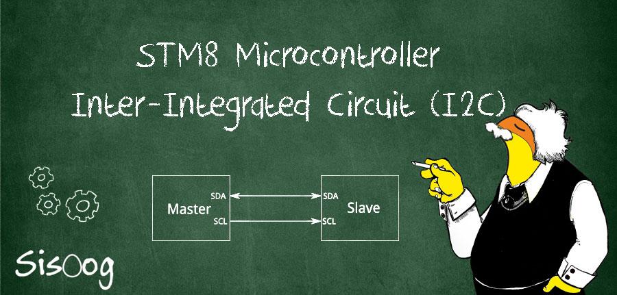 آموزش میکروکنترلر STM8 - I2C