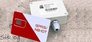 انتخاب ماژول NB-IOT و GSM