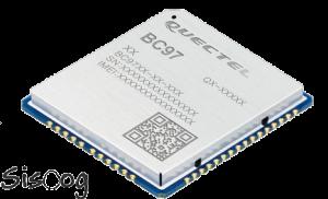 BC97 NB-IOT + GSM Modem 2G