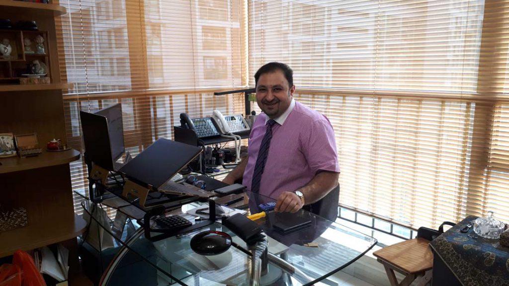 عماد حاجی میرمحمد صادقی