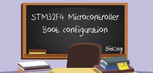 آموزش میکروکنترلر STM32F4 بوت