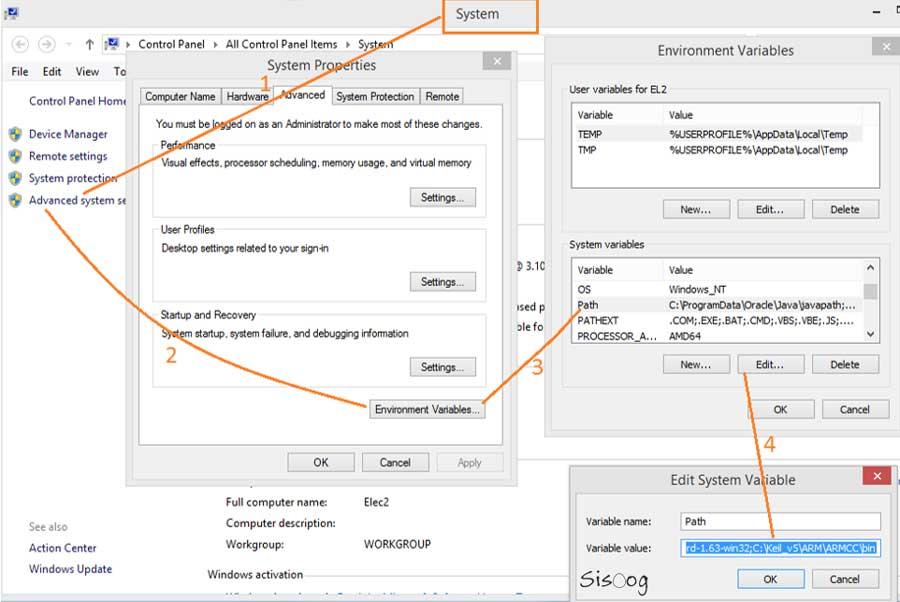 تولید فایل باینری برای بوت بارگذار