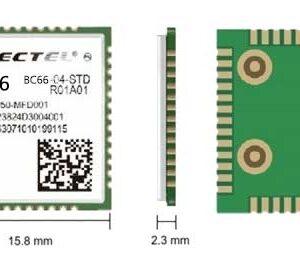 مشخصات فنی ماژول BC66 فروش ویژه