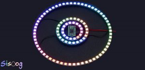 LED حلقه ای