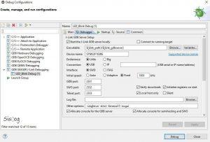 تنظیمات دیباگ کردن کد در Eclipse