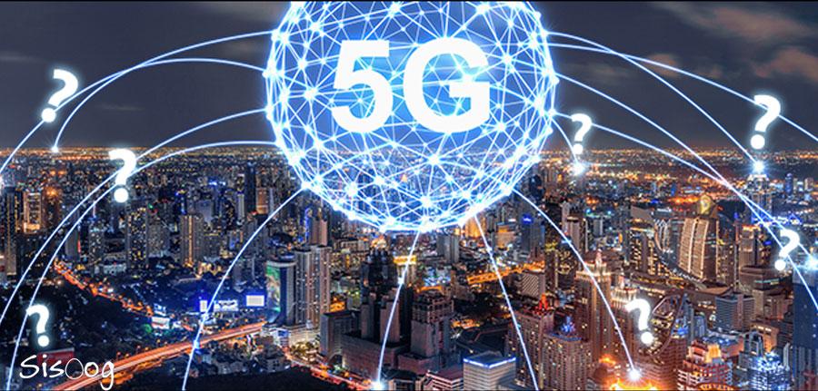هر چیزی که نیاز دارید در مورد شبکه 5G بدانید