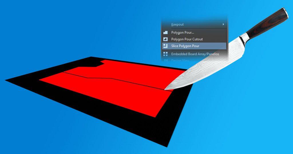 Slice طراحی در آلتیوم