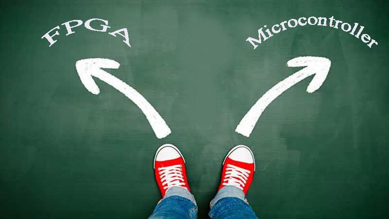 تفاوت میکروکنترلر با FPGA