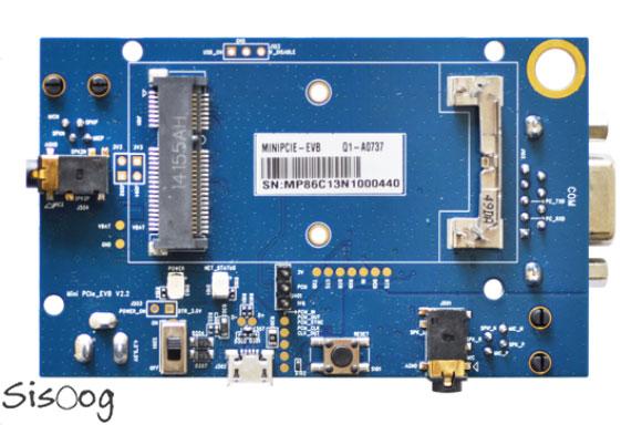 Mini PCIe EVB KIT