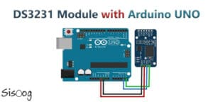 DS3231 Madule with Arduino