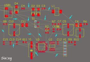 خطوط راهنما در آلتیوم دیزاینر