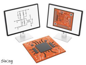 نرمافزار Circuit Maker