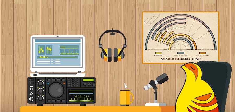 آموزش رادیوآماتوری