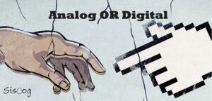 آنالوگ یا دیجیتال
