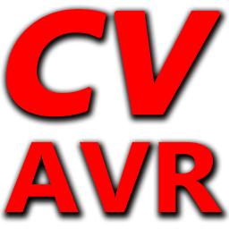 لوگو کدویژن میکروکنترلرهای AVR