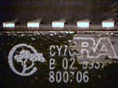 قطعات تقلبی الکترونیکی