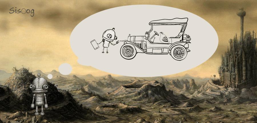 سیسوگ و ماشیناریوم در حال دیاگ خودرو