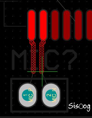 سیگنال دیفرانسیلی در PCB آلتیوم Differential Pair
