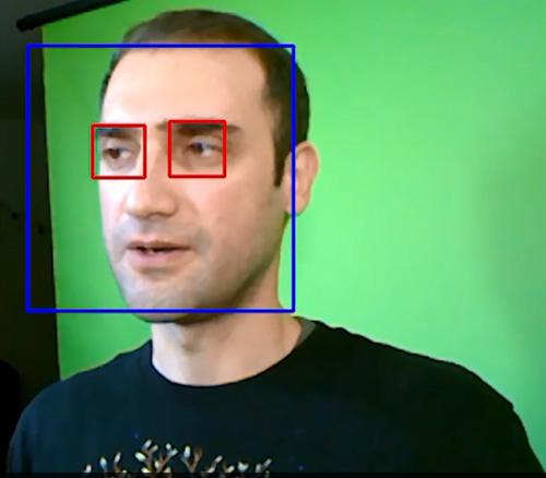 تشخیص چهره در پایتون