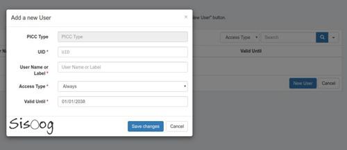 اضافه کردن کارت مجاز برای ورود به کنترل دسترسی حرفهای