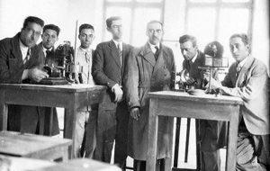 ساخت اولین رادیو در ایران