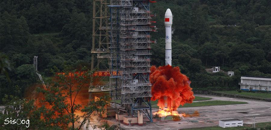 پرتاب سیستم ناوبری بیدو 3 توسط چین