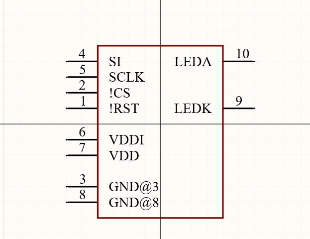 اتصالات سختافزاری برای راه اندازی ال سی دی نوکیا 1202