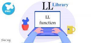 توابع LL