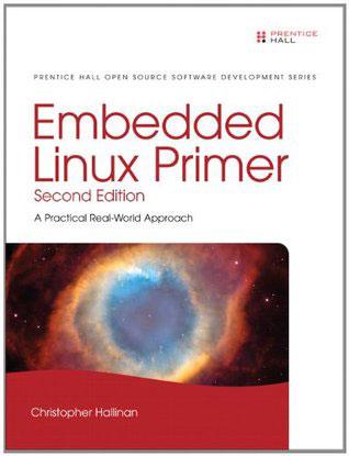 کتاب آموزش امبدد لینوکس EMBEDDED LINUX PRIMER