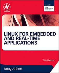 کتاب لینوکس برای سیستم عامل و نرم افزار های بی درنگ