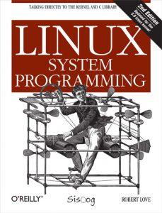 کتاب برنامه نویسی سیستم لینوکس