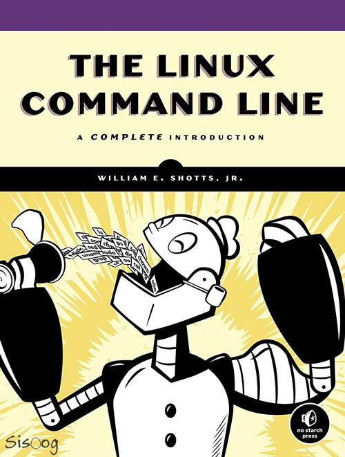کتاب خط فرمان لینوکس THE LINUX COMMAND LINE